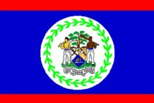 BELIZE -5 X 3 FLAG